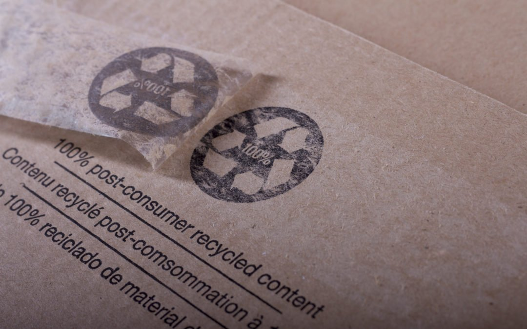 HP 235 Packaging Tape: Better Bond for Recycled Cartons