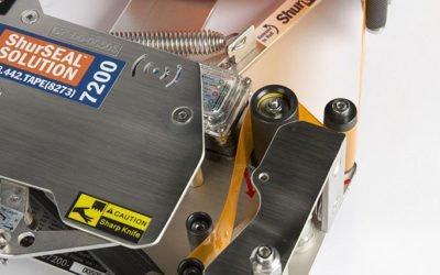 Open Design for Easy Tape Threading