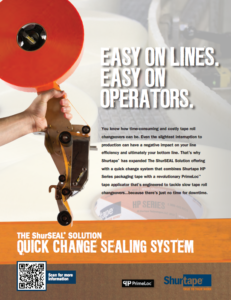 SP 8000 Sales Sheet - Easy on lines. Easy on operators.