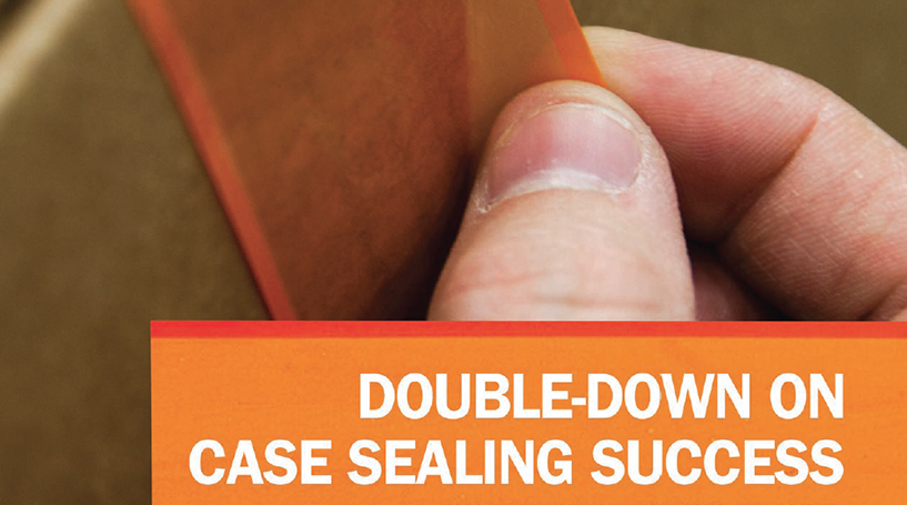 ShurSEAL® Packaging Solutions – Double-Down on Case Sealing Success